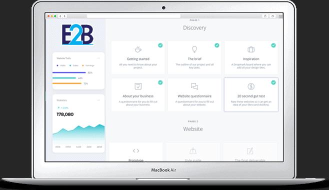 e2bdigital-portal-screen-home